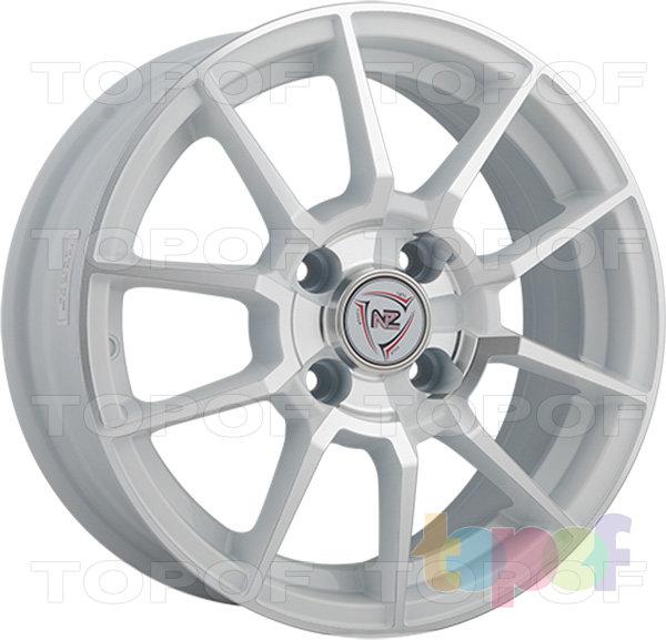 Колесные диски NZ F24. Изображение модели #7