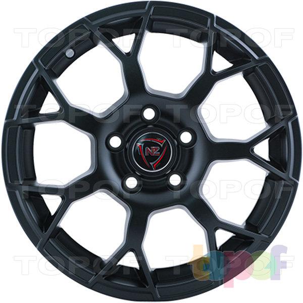 Колесные диски NZ F25