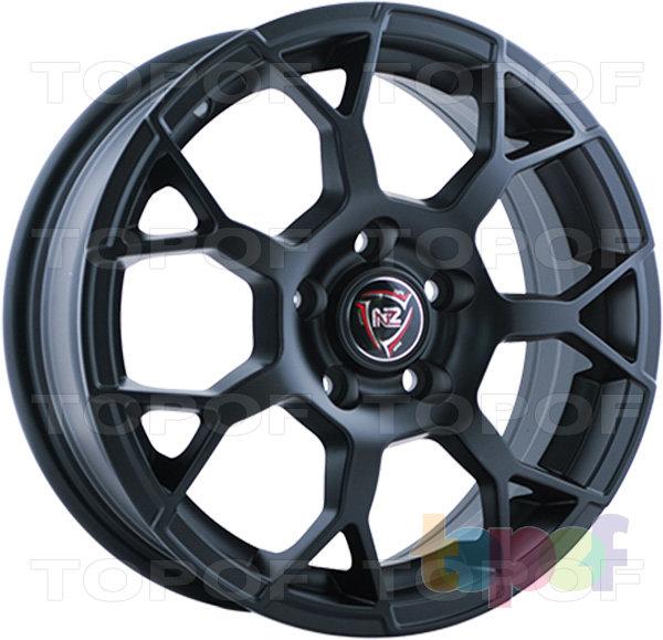 Колесные диски NZ F25. Изображение модели #2