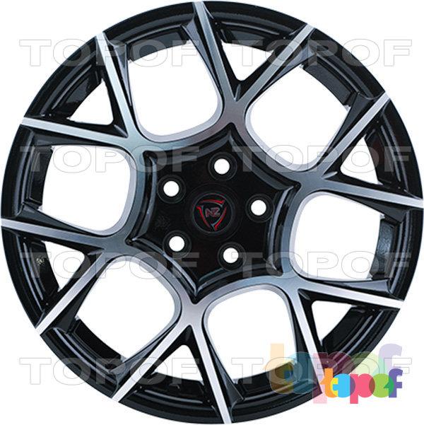 Колесные диски NZ F26