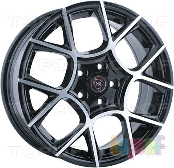 Колесные диски NZ F26. Изображение модели #2