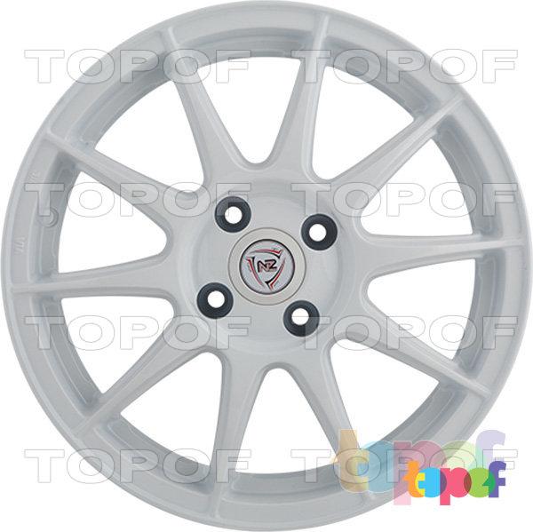 Колесные диски NZ F27. Изображение модели #3