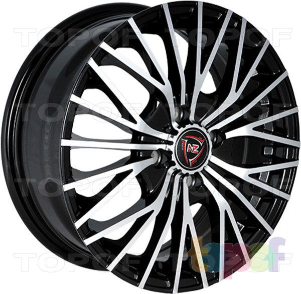 Колесные диски NZ F3. Изображение модели #2