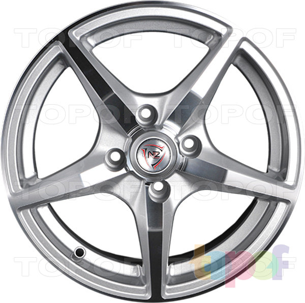 Колесные диски NZ F30. Изображение модели #1