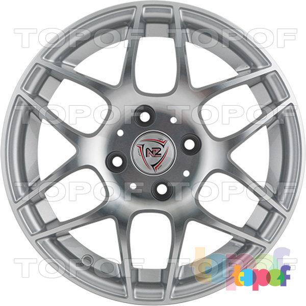 Колесные диски NZ F32. Изображение модели #3