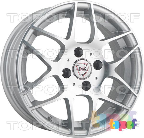 Колесные диски NZ F32. Изображение модели #4