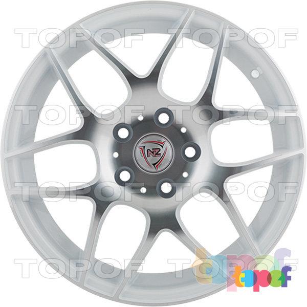 Колесные диски NZ F32. Изображение модели #5