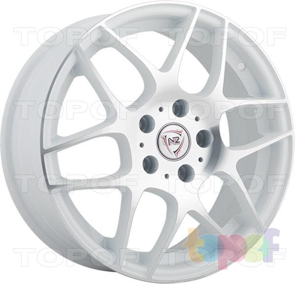 Колесные диски NZ F32. Изображение модели #6