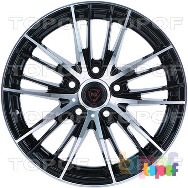 Колесные диски NZ F33. Изображение модели #1