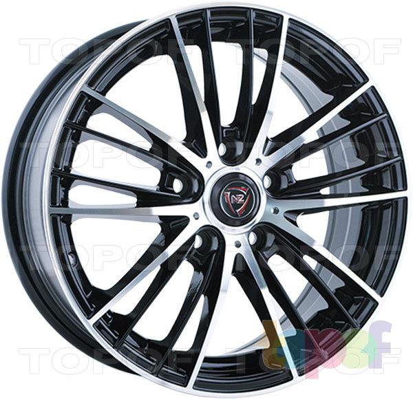 Колесные диски NZ F33. Изображение модели #2