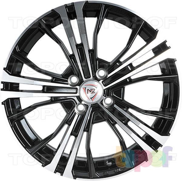 Колесные диски NZ F4