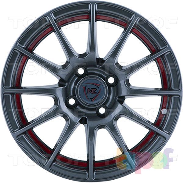 Колесные диски NZ F41. Изображение модели #1