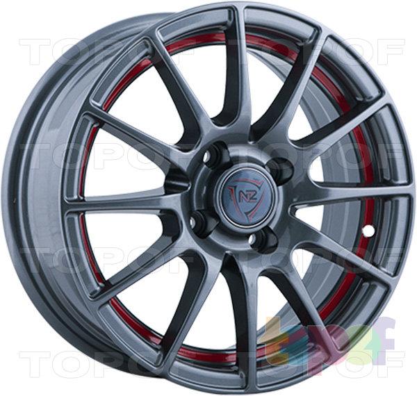 Колесные диски NZ F41. Изображение модели #2