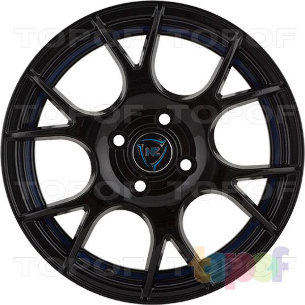 Колесные диски NZ F42. Изображение модели #1