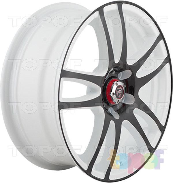 Колесные диски NZ F45. Изображение модели #2