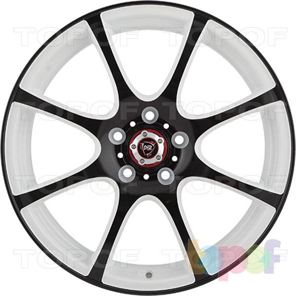 Колесные диски NZ F46. Изображение модели #1