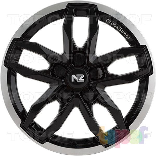 Колесные диски NZ F47