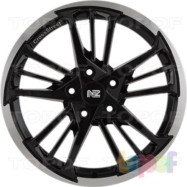 Колесные диски NZ F48
