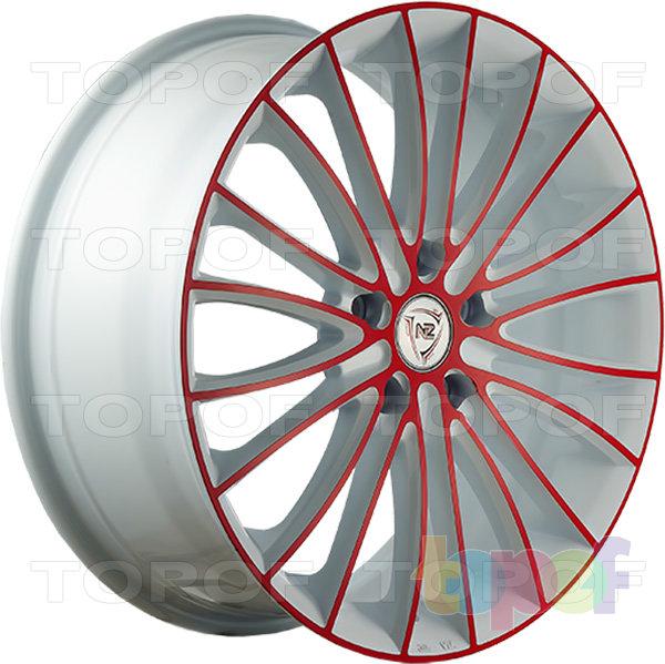 Колесные диски NZ F49. W+R