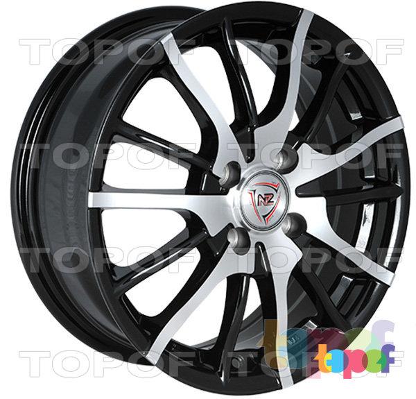 Колесные диски NZ F5. Изображение модели #2