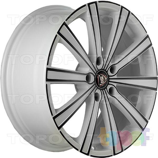 Колесные диски NZ F55