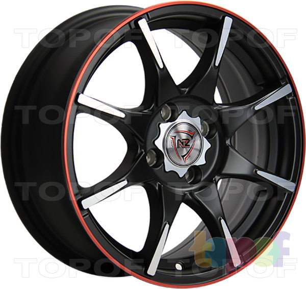 Колесные диски NZ F56