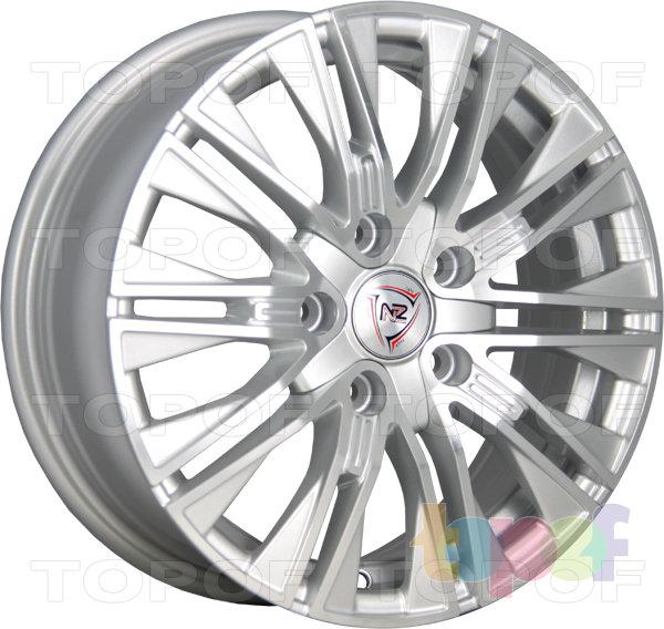 Колесные диски NZ F57. Изображение модели #1