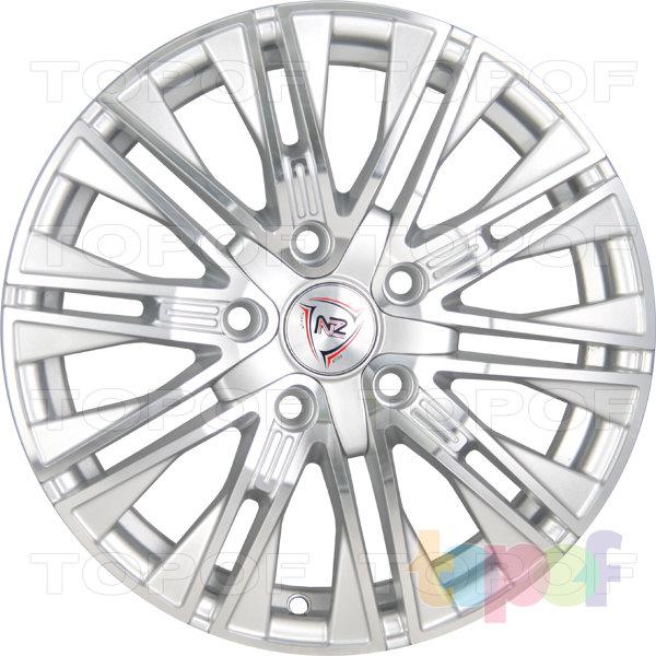 Колесные диски NZ F57. Изображение модели #2