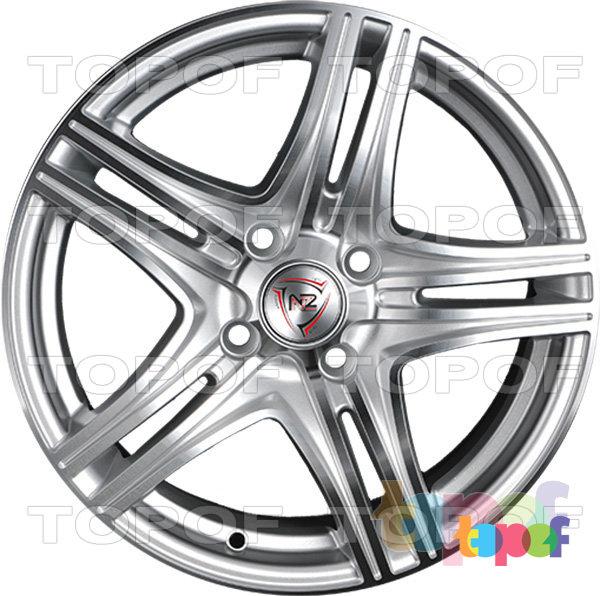 Колесные диски NZ F6. Изображение модели #5