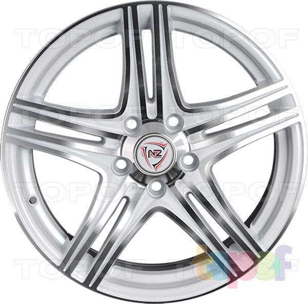 Колесные диски NZ F6. Изображение модели #7