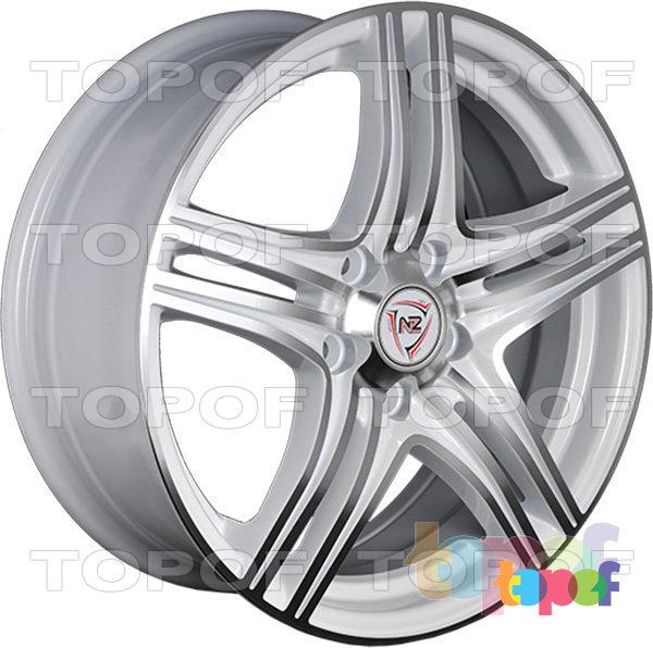 Колесные диски NZ F6. Изображение модели #8
