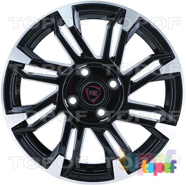 Колесные диски NZ F8