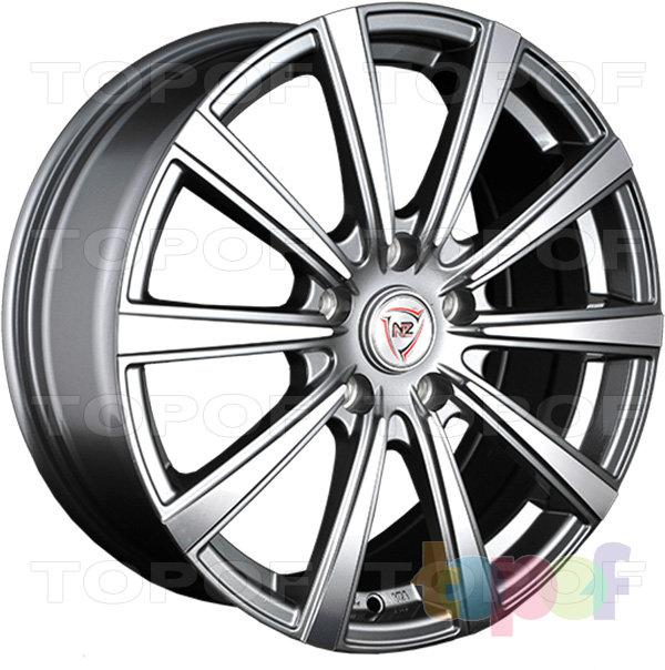 Колесные диски NZ F9. Изображение модели #2