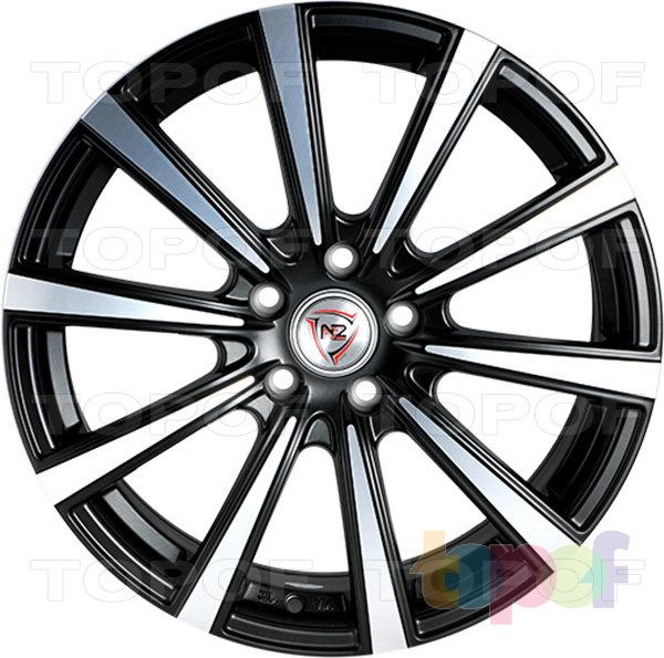 Колесные диски NZ F9. Изображение модели #3