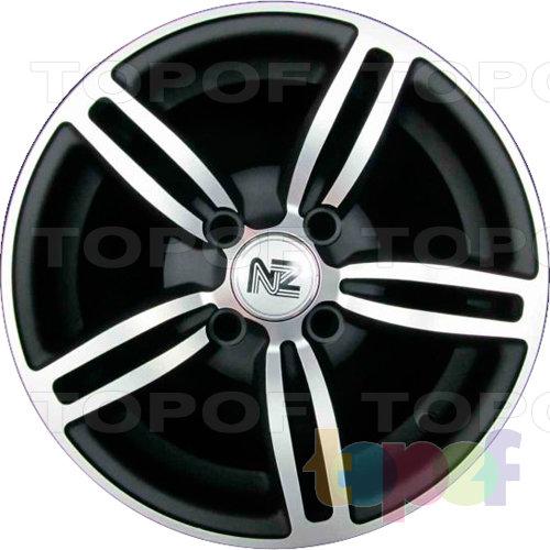 Колесные диски NZ SH305. Цвет MBF