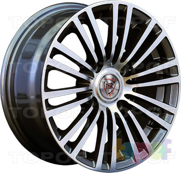 Колесные диски NZ SH581. GMF