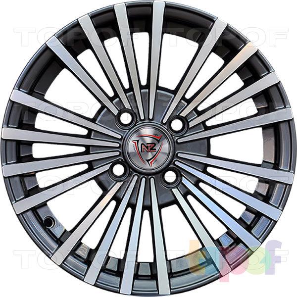 Колесные диски NZ SH582. Цвет GMF