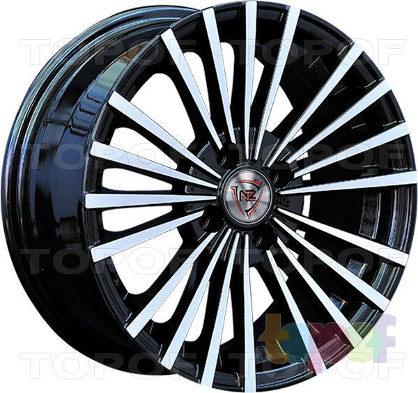 Колесные диски NZ SH582. Изображение модели #1
