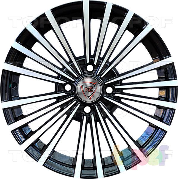 Колесные диски NZ SH582. Изображение модели #2