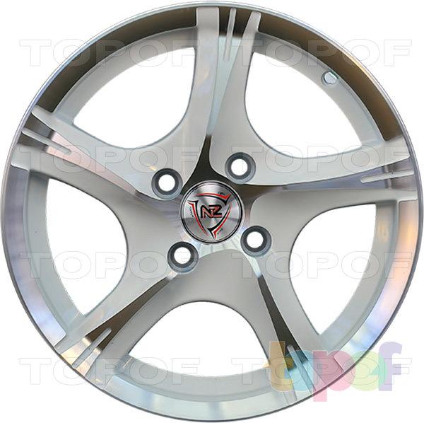 Колесные диски NZ SH588. WF