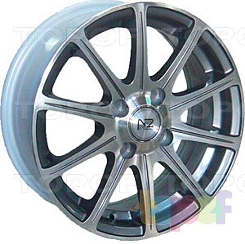 Колесные диски NZ SH590. Изображение модели #1