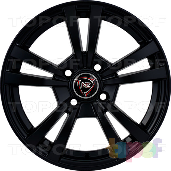 Колесные диски NZ SH591. Изображение модели #7