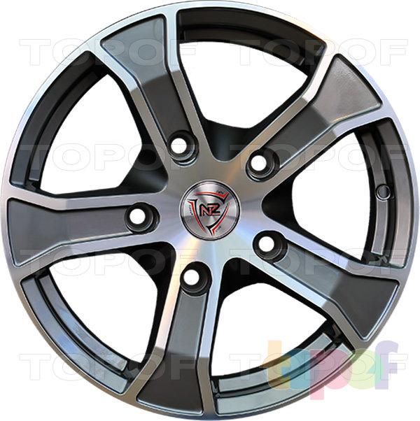 Колесные диски NZ SH594. GMF