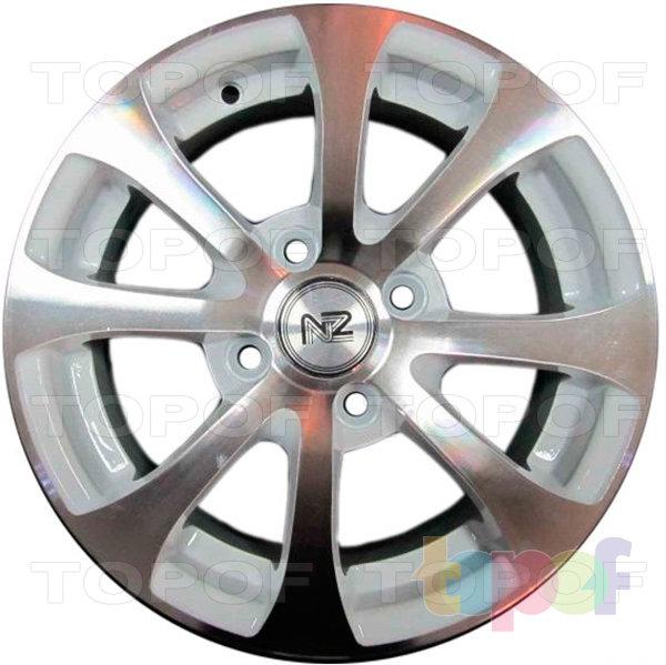 Колесные диски NZ SH595. Изображение модели #1