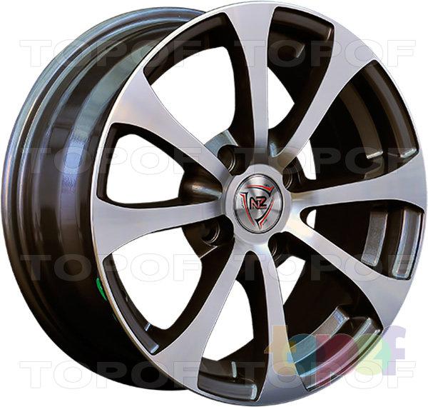 Колесные диски NZ SH595. GMF