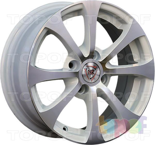 Колесные диски NZ SH595. WF