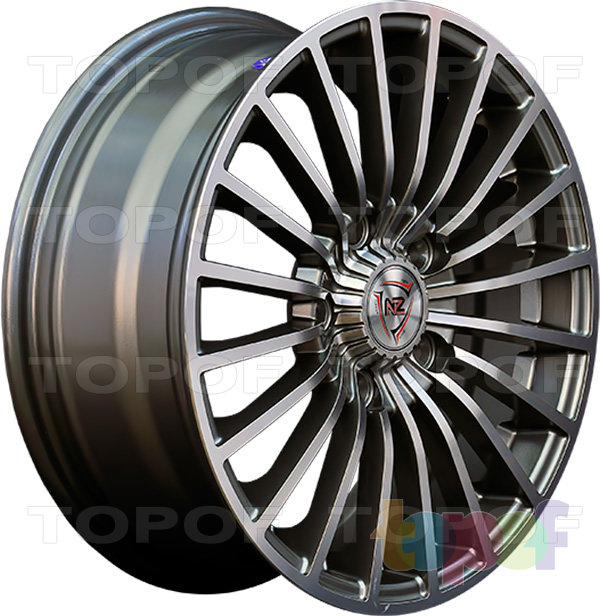 Колесные диски NZ SH597. Изображение модели #2