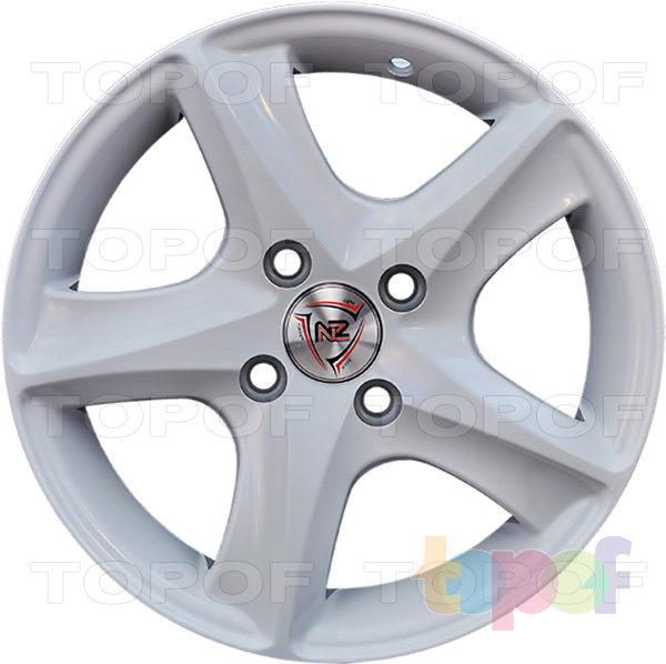 Колесные диски NZ SH605. W