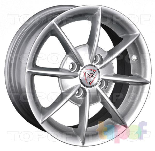 Колесные диски NZ SH614. Изображение модели #2