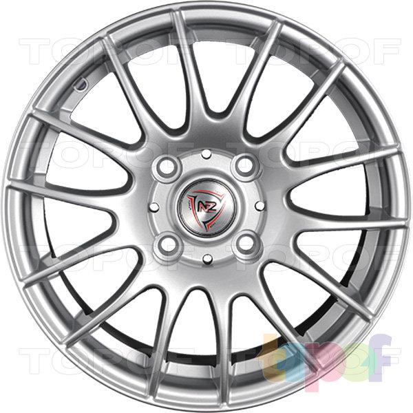 Колесные диски NZ SH616. Изображение модели #1